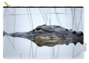 Alligator In The Everglades Carry-all Pouch
