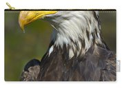 Almost There - Bald Eagle Carry-all Pouch