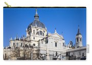 Almudena Cathedral In Madrid Carry-all Pouch