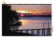 Alone With God Carry-all Pouch by Karen Wiles