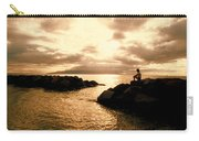 Alone With Your Thoughts Carry-all Pouch