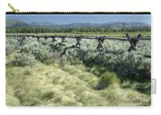 Along The Fence Carry-all Pouch