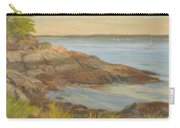 Along The Sound Shore Carry-all Pouch