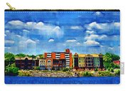 Along The Tennessee River In Decatur Alabama Carry-all Pouch