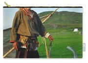 Along The Viking Trail Carry-all Pouch