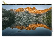 Alpenglow At Upper Sardine Lake Carry-all Pouch