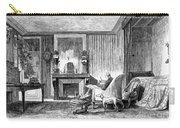 Alphonse De Lamartine Carry-all Pouch