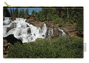 Alpine Falls Lake Tahoe II Carry-all Pouch