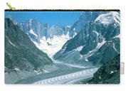 Alpine Glacier Carry-all Pouch