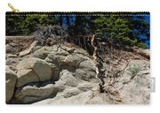 Alpine Pine Hangs On For Life Carry-all Pouch