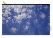 Alto Cumulus With Ice Carry-all Pouch