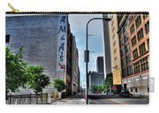 Am And As Downtown Buffalo Carry-all Pouch