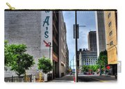 Am And As Downtown Buffalo Vert Carry-all Pouch