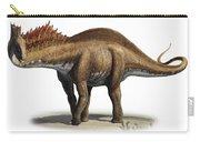 Amargasaurus Cazaui, A Prehistoric Era Carry-all Pouch