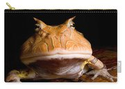 Amazonian Horned Frog Carry-all Pouch