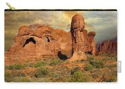 Amber Arches Carry-all Pouch