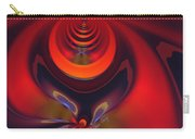 Amber Goddess Carry-all Pouch