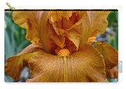 Amber Iris Carry-all Pouch