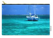 Ambergris Caye Carry-all Pouch