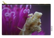Ambush Bug On Tall Ironweed Carry-all Pouch