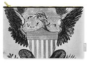 America: Coat Of Arms Carry-all Pouch