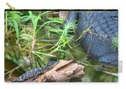 American Alligators Carry-all Pouch