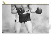 American Boxer, C1912 Carry-all Pouch