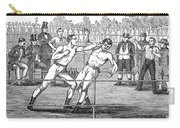 American Boxing, 1859 Carry-all Pouch