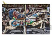 American Carousel Horse Carry-all Pouch