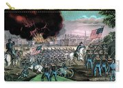 American Civil War, Capture Of Atlanta Carry-all Pouch