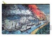 American Civil War, Farraguts Fleet Carry-all Pouch
