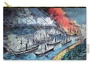 American Civil War, Farraguts Fleet Carry-all Pouch