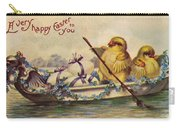 American Easter Card Carry-all Pouch