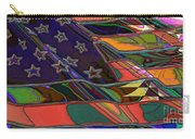 American Flag 1 Carry-all Pouch