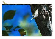 American Goldfinch Leaving Carry-all Pouch