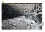 American River Below Cape Horn California - C 1900 Carry-all Pouch