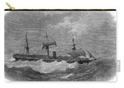 American Steamship, 1870 Carry-all Pouch