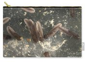 American Toad Tadpoles Carry-all Pouch