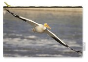 American White Pelican Pelecanus Carry-all Pouch