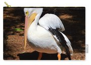 American White Pelican Carry-all Pouch
