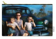 Americana - Car - The Classic American Vacation Carry-all Pouch