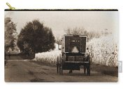 Amish Buggy And Wagon Carry-all Pouch
