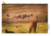 Amish Transportatin All Sizes Carry-all Pouch