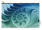 Ammonite Carry-all Pouch