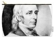 Amos Bronson Alcott, American Educator Carry-all Pouch