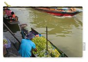Ampawa Floating Market Carry-all Pouch by Adrian Evans