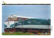 Amtraks Cascade Engine Carry-all Pouch