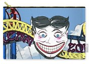 Amused Joker Carry-all Pouch
