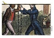 An Abolitionist Carry-all Pouch
