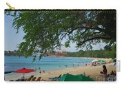 An Active Sosua Beach In Dr Carry-all Pouch